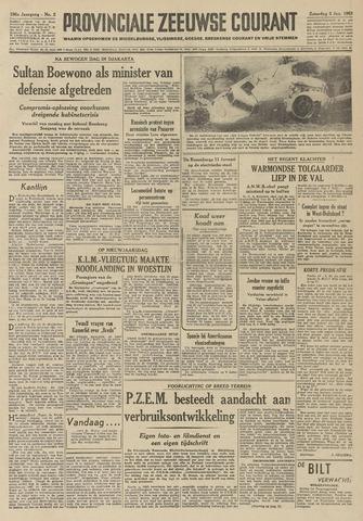Provinciale Zeeuwse Courant 1953-01-03