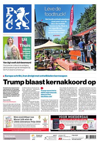 Provinciale Zeeuwse Courant 2018-05-09
