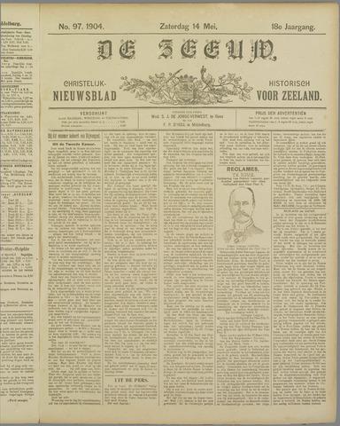 De Zeeuw. Christelijk-historisch nieuwsblad voor Zeeland 1904-05-14