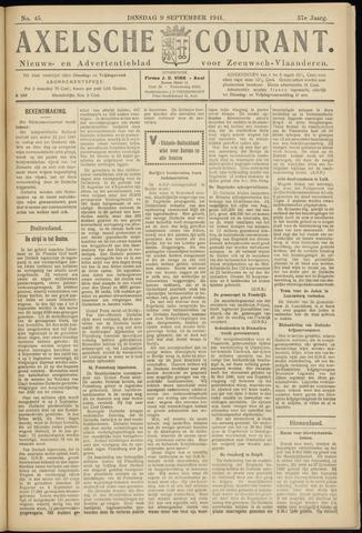 Axelsche Courant 1941-09-09