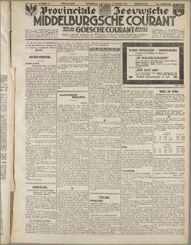 Middelburgsche Courant 1933-03-23