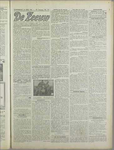 De Zeeuw. Christelijk-historisch nieuwsblad voor Zeeland 1943-06-10