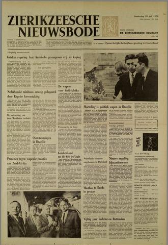 Zierikzeesche Nieuwsbode 1970-07-23