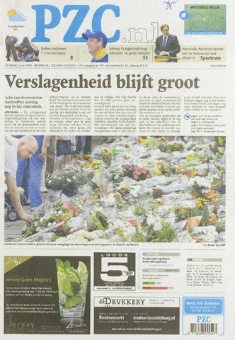 Provinciale Zeeuwse Courant 2009-05-02