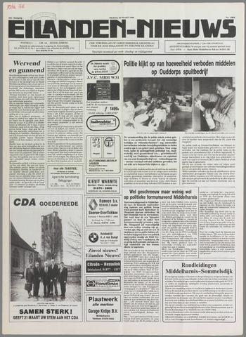 Eilanden-nieuws. Christelijk streekblad op gereformeerde grondslag 1990-03-16