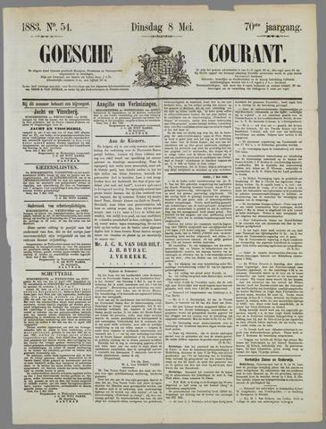 Goessche Courant 1883-05-08