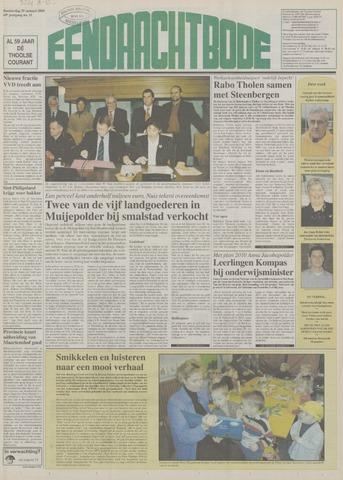 Eendrachtbode (1945-heden)/Mededeelingenblad voor het eiland Tholen (1944/45) 2004-01-29