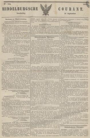 Middelburgsche Courant 1851-09-18