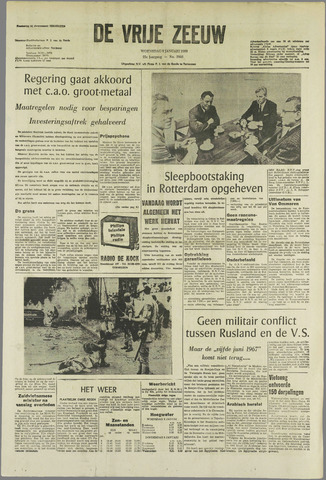 de Vrije Zeeuw 1969-01-08