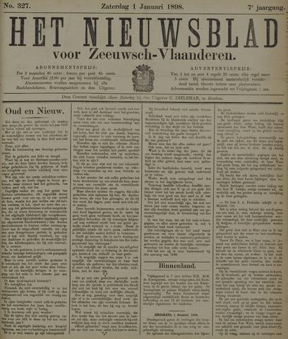 Nieuwsblad voor Zeeuwsch-Vlaanderen 1898-01-01