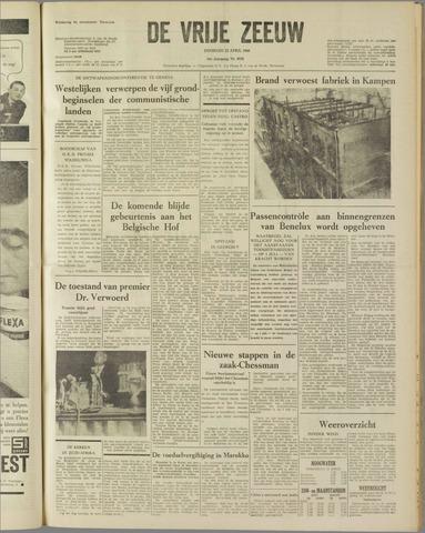 de Vrije Zeeuw 1960-04-12