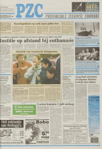 Provinciale Zeeuwse Courant 1997-01-22