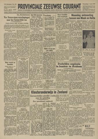Provinciale Zeeuwse Courant 1948-06-09