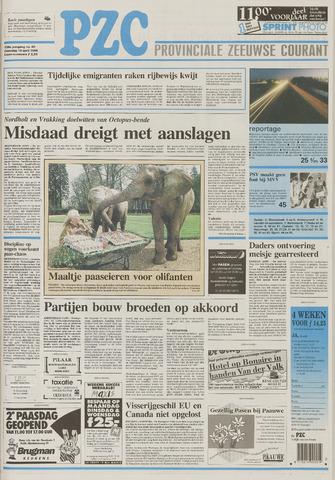Provinciale Zeeuwse Courant 1995-04-15
