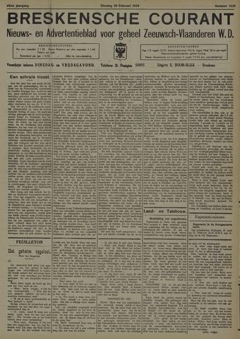 Breskensche Courant 1939-02-28