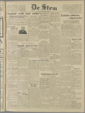 de Stem 1947-11-03
