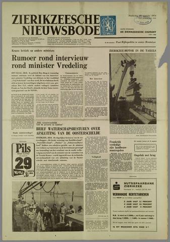 Zierikzeesche Nieuwsbode 1974-08-29