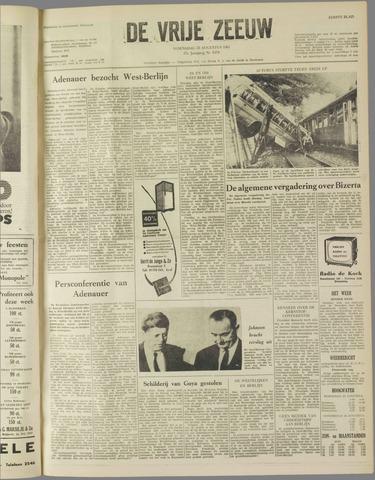 de Vrije Zeeuw 1961-08-23