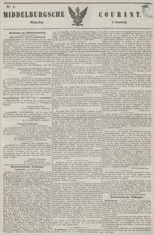 Middelburgsche Courant 1850-01-08