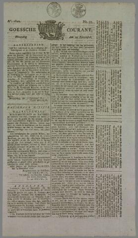 Goessche Courant 1820-11-20