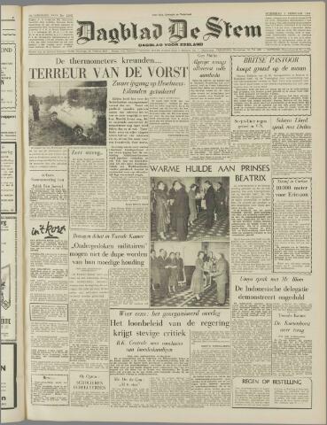 de Stem 1956-02-01
