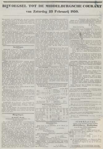 Middelburgsche Courant 1850-02-23