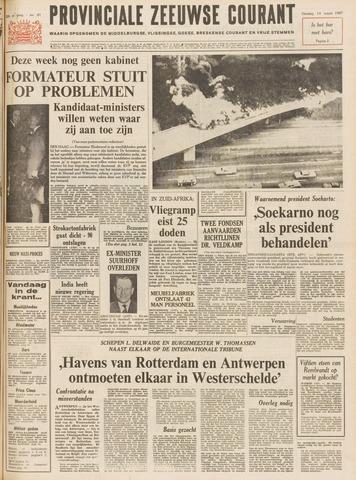 Provinciale Zeeuwse Courant 1967-03-14