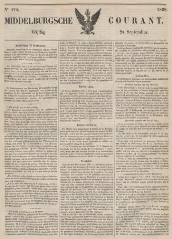 Middelburgsche Courant 1869-09-24