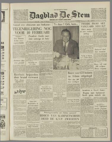 de Stem 1958-02-06