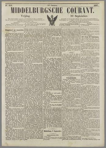 Middelburgsche Courant 1897-09-10