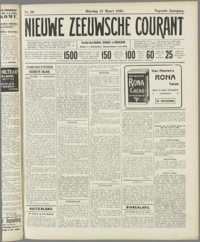 Nieuwe Zeeuwsche Courant 1913-03-11