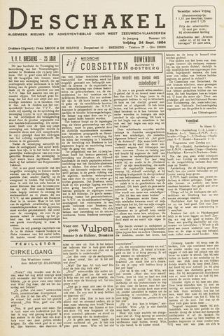 De Schakel 1954-09-24