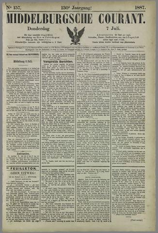Middelburgsche Courant 1887-07-07