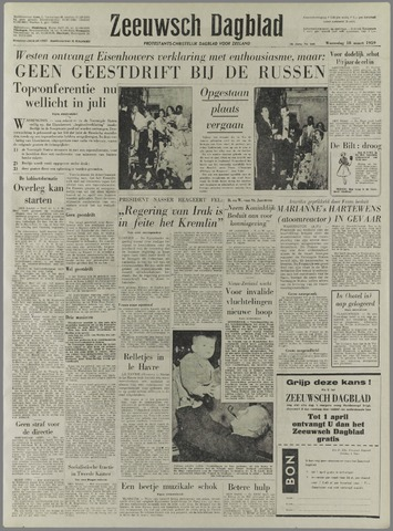 Zeeuwsch Dagblad 1959-03-18