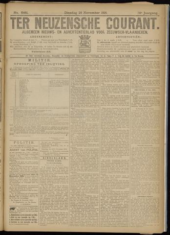 Ter Neuzensche Courant. Algemeen Nieuws- en Advertentieblad voor Zeeuwsch-Vlaanderen / Neuzensche Courant ... (idem) / (Algemeen) nieuws en advertentieblad voor Zeeuwsch-Vlaanderen 1916-11-28