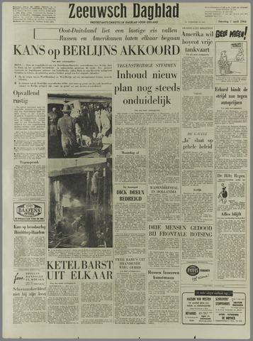 Zeeuwsch Dagblad 1962-04-07
