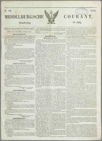 Middelburgsche Courant 1862-07-10