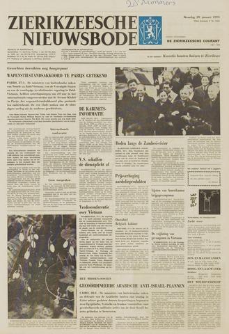 Zierikzeesche Nieuwsbode 1973-01-29
