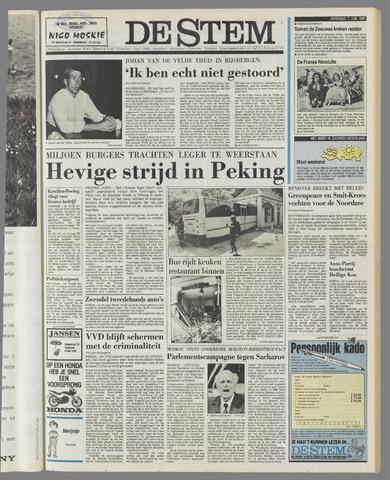 de Stem 1989-06-03