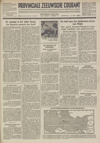 Provinciale Zeeuwse Courant 1941-06-04