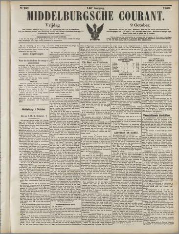 Middelburgsche Courant 1903-10-02