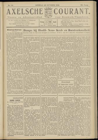 Axelsche Courant 1940-10-29