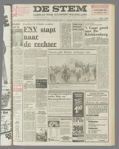 de Stem 1980-10-16