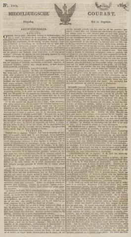 Middelburgsche Courant 1827-08-21
