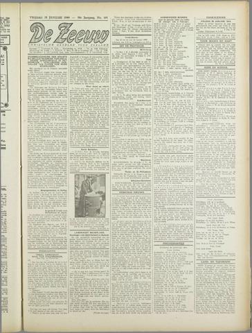 De Zeeuw. Christelijk-historisch nieuwsblad voor Zeeland 1944-01-28