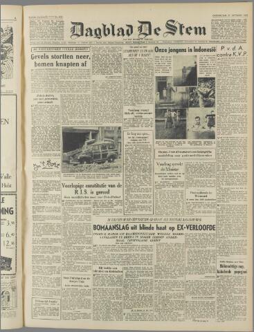 de Stem 1949-10-27