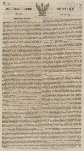 Middelburgsche Courant 1827-04-24