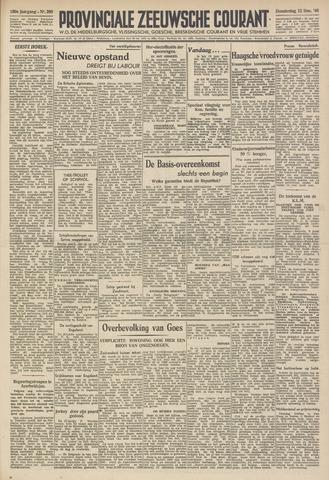 Provinciale Zeeuwse Courant 1946-12-12