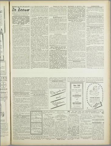 De Zeeuw. Christelijk-historisch nieuwsblad voor Zeeland 1944-08-21