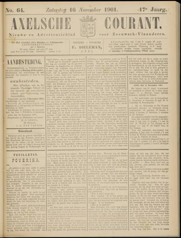 Axelsche Courant 1901-11-16